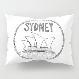 Sydney Opera House Pillow Sham