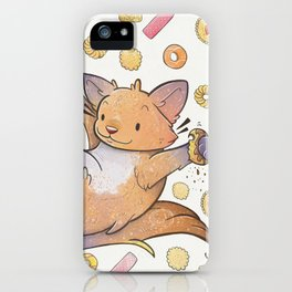 Biscuit Cat iPhone Case