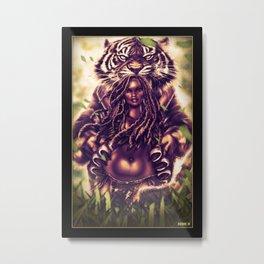 BBB PRINT Metal Print