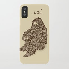 Hello they said one iPhone Case