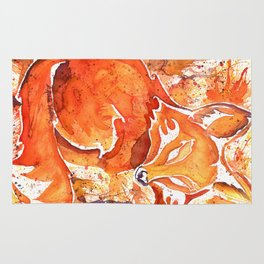 Fox (Spirit of the...) Rug