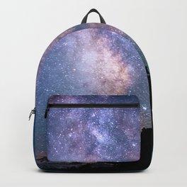 The Night Sky II - glowing stars Backpack