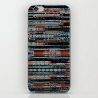 copper iPhone & iPod Skins featuring Copper by allan redd