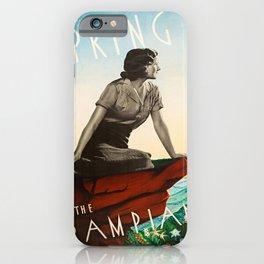 retro Spring in the Grampians iPhone Case