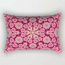Pink Fizz Rectangular Pillow