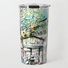 Marché Provençal Antibes Travel Mug