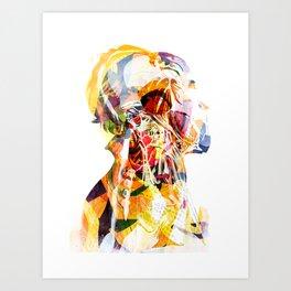 Anatomy_031213 Art Print