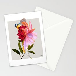 Hybrid flower X Stationery Cards