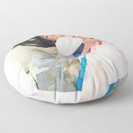 Hui Se Floor Pillow