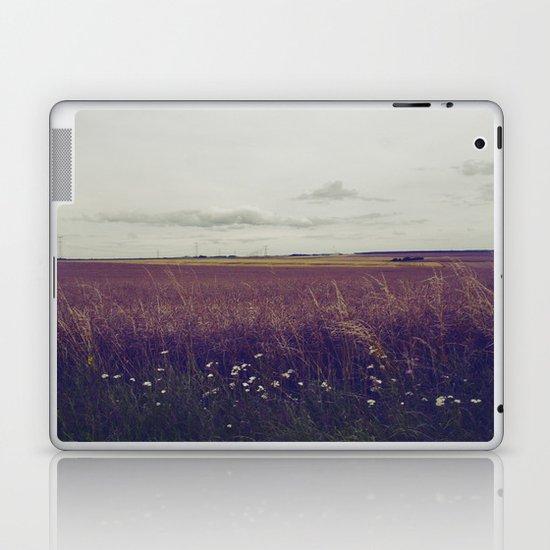 Autumn Field III Laptop & iPad Skin