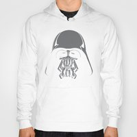 bane Hoodies featuring Darth Bane by Moysche Designs