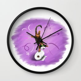 TP Playtime Wall Clock
