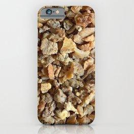 Asafoetida iPhone Case