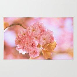 Sakura - Cherryblossom - Cherry blossom - Pink flowers 2 Rug