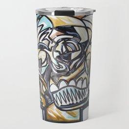 Crossskull Travel Mug