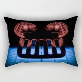 Macro cocina Rectangular Pillow