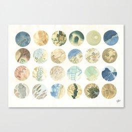 Perspective/dimension Canvas Print