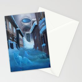 The Chants of Valkoi Stationery Cards
