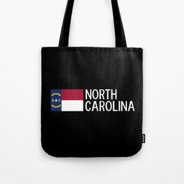 North Carolina: North Carolinian Flag Tote Bag