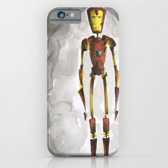 I am IronMan iPhone & iPod Case