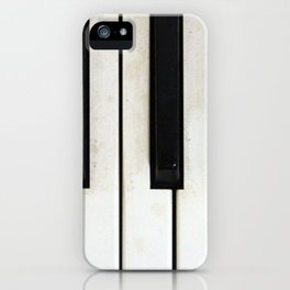 Lost melodies iPhone Case