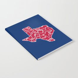 Texas Forever Notebook