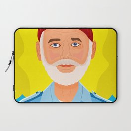 Steve Zissou Laptop Sleeve