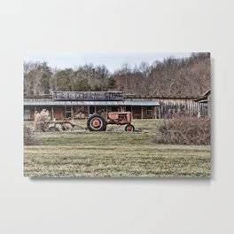 Meet at the Old Country Store Metal Print