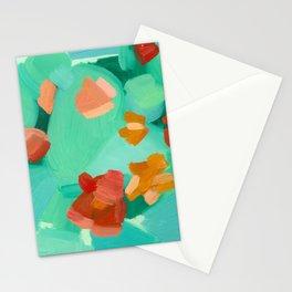 Nasturiums III Stationery Cards