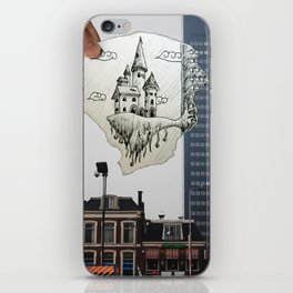 Castles in the air iPhone Skin