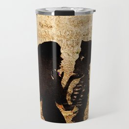 Mermaid Soul, Lioness Fire Travel Mug