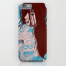 Ms. Tattoo-Girl iPhone 6s Slim Case