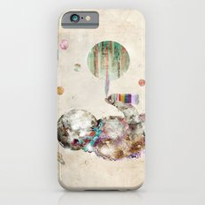space graffiti iPhone 6 Slim Case
