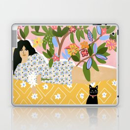 Paint Me Like One of Your French Ladies Laptop & iPad Skin