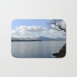 Bonnie Banks of Loch Lomond Bath Mat