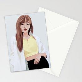 BLACKPINK Lisa Stationery Cards