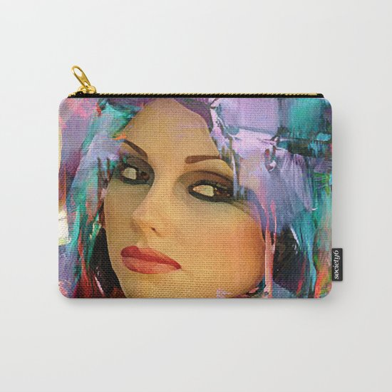 Guard of your heart Carry-All Pouch