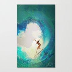 Refresher Canvas Print
