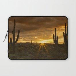 A Southwestern Sunrise Laptop Sleeve