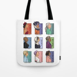 She Series - Real Women Collage Version 2 Tote Bag