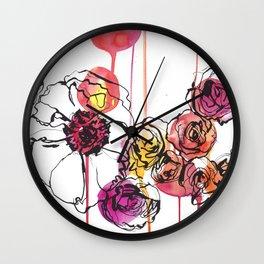 Inklings #4 Wall Clock
