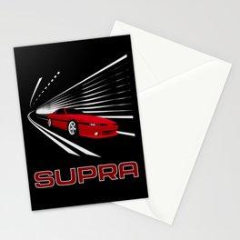 Supra Mk3 Stationery Cards