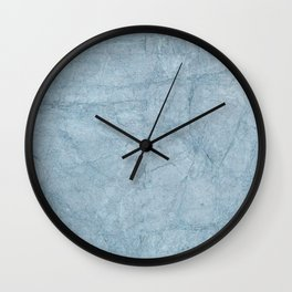 Glacial Fantasy Wall Clock