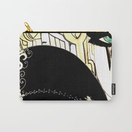 HIPPODROME HARLEQUIN PIERROT Carry-All Pouch