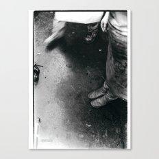 feet Canvas Print