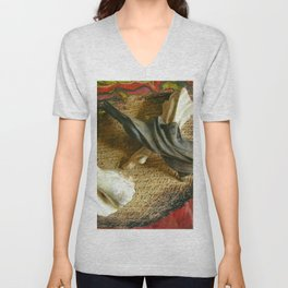 Expo sculptures Unisex V-Neck