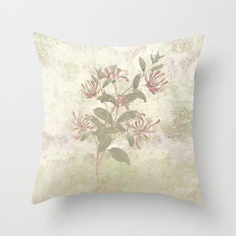 Harmonies and sweet sounds Throw Pillow