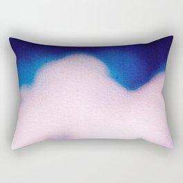 BLUR / clouds Rectangular Pillow