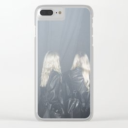 Duality Clear iPhone Case