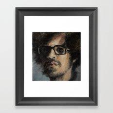 Omar  Framed Art Print
